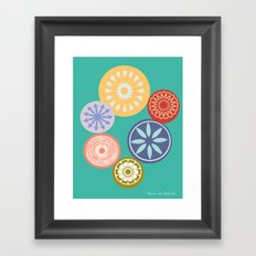 Blomst- 8 x10 Art Print Framed Art Print