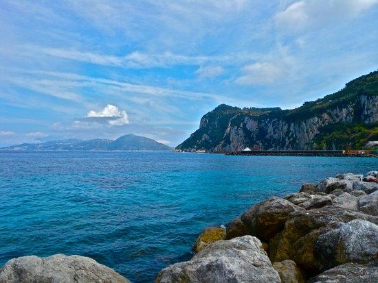 Sorrento: Amalfi Coast, Italy Art Print