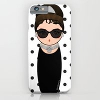 Kokeshi Audrey Hepburn iPhone 6 Slim Case