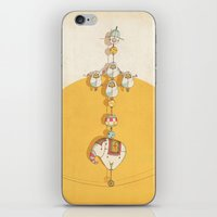 circus 001 iPhone & iPod Skin