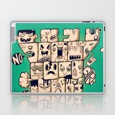 man castle Laptop & iPad Skin