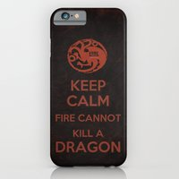 Keep Calm - Game Poster 03 iPhone 6 Slim Case