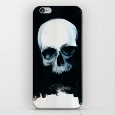 Bones XIV iPhone & iPod Skin