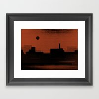 Nothing Comes From Nothi… Framed Art Print