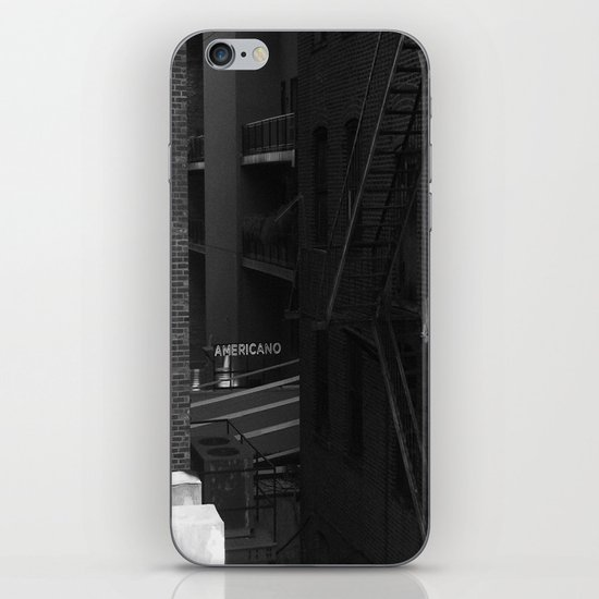 Americano iPhone & iPod Skin