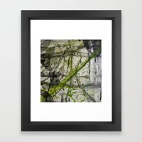 Abstract #77 Framed Art Print