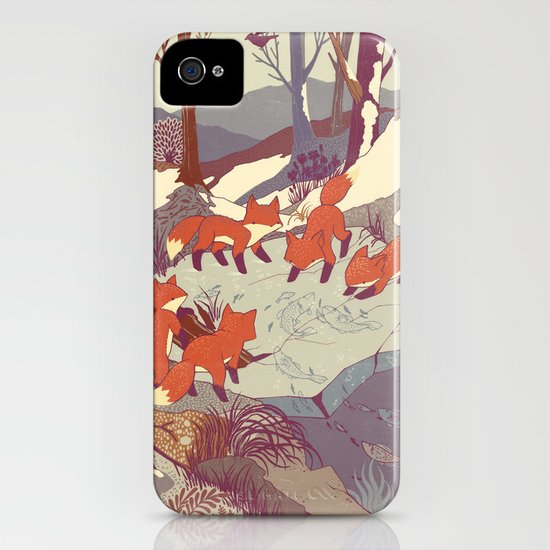 Fisher Fox iPhone & iPod Case