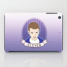 Eleven Stranger Things iPad Case