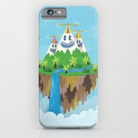 iPhone & iPod Case featuring Flight of the Wild by WanderingBert / David Creighton-Pester