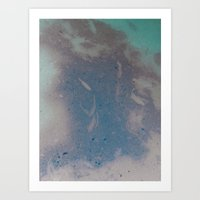 Dream Fish Art Print