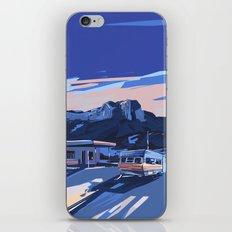 american landscape 3 iPhone & iPod Skin