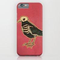 Dead Bird iPhone 6 Slim Case