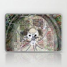 Gas Mask Mama Laptop & iPad Skin