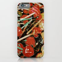 iPhone & iPod Case featuring ALottaLolly by Paul James Farr