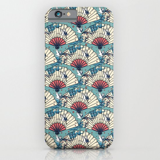 Oriental FanTasy iPhone & iPod Case