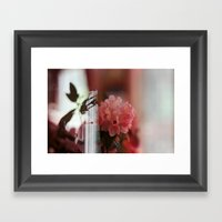 Outdoors Inn Framed Art Print
