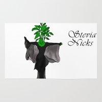 Stevia Nicks Rug
