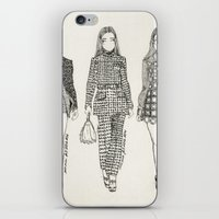 Miu Miu Fall 2012 RTW iPhone & iPod Skin