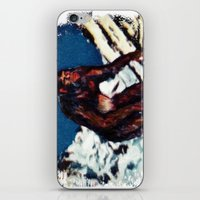 Bigfoot is Real iPhone & iPod Skin