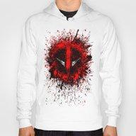 Deadpool Hoody