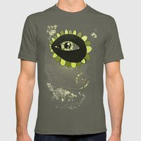 See No Evil Mens Fitted Tee Lieutenant SMALL