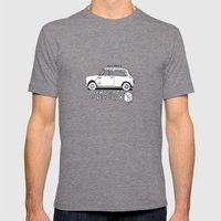 Mini Copper Classic. Thought for being in a box 152 ft³. Mens Fitted Tee Tri-Grey SMALL