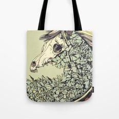 Beautiful Horse Old Tote Bag