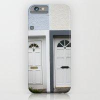 Front Doors iPhone 6 Slim Case
