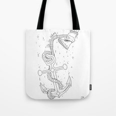 We are sinking Tote Bag