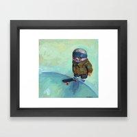 Skatalavera Framed Art Print