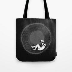 Feel calm and peaceful Tote Bag