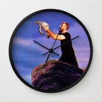 The AT-AT Sleeps Tonight Wall Clock