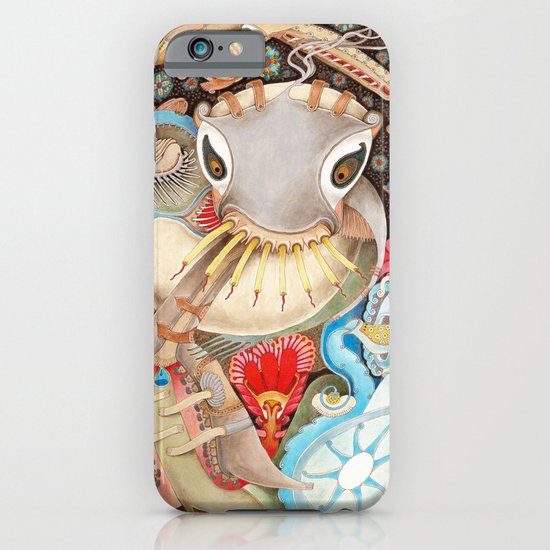Winter Bloom iPhone & iPod Case
