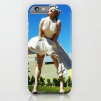 Giant Marilyn iPhone 6 Slim Case