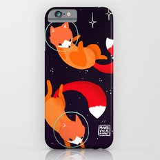 Space Foxes iPhone 6s Slim Case