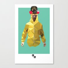 Walter White // Breaking Bad Canvas Print
