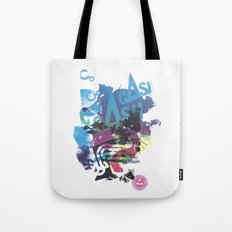 Cash Silk 002 Tote Bag