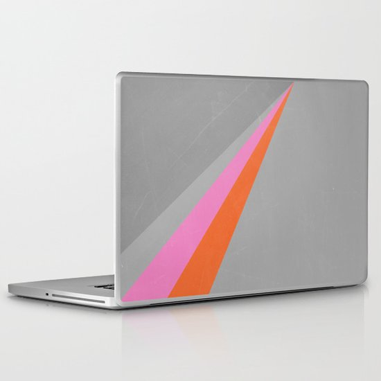 Sun on the wall Laptop & iPad Skin