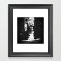 Venice III Framed Art Print
