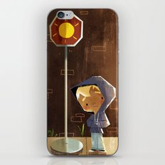 On The Sunny Side Of The Street iPhone & iPod Skin