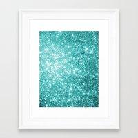 Mint Dream Framed Art Print