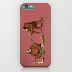 Orange Man (Colour) iPhone 6 Slim Case