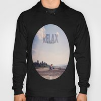 Relax It's Summer Hoody