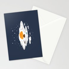 Egg Dimension Stationery Cards
