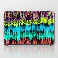 waves2 iPad Case