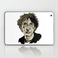 Neil Gaiman Laptop & iPad Skin