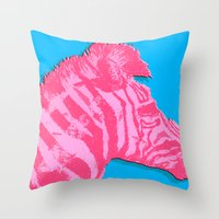 Wear Your Stripes Proudl… Throw Pillow