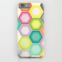 Honeycomb Layers iPhone 6 Slim Case