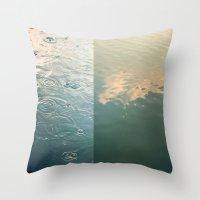Reflecting Throw Pillow