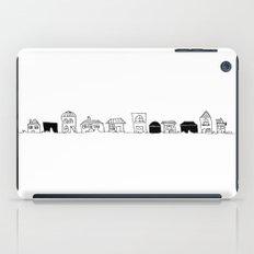 SACRIFICIAL HOMES (D) iPad Case